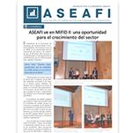 ASEAFI celebra su II Congreso Anual